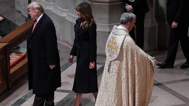 """""""Las palabras de Trump son peligrosas"""": la Catedral Nacional dirige una tajante crítica al presidente por sus ataques racistas"""
