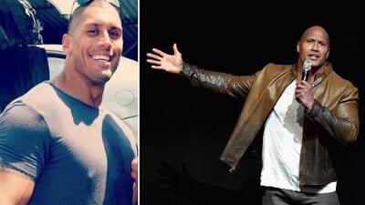 Son como dos rocas: te presentamos a Tanoai Reed el primo idéntico de Dwayne Johnson, que ha sido su doble en diferentes películas