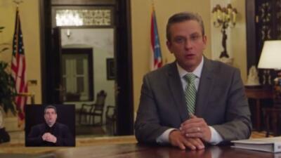 Gobernador dará anuncio televisado para presentar presupuesto para el próximo año fiscal