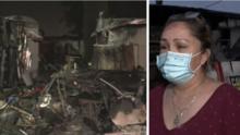 Familias en Rosemead afectadas por la explosión de un transformador urgen ayuda para encontrar dónde quedarse