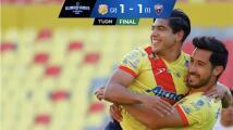 Al Atlético Morelia le bastó un 1-1 ante Atlante para ser finalista