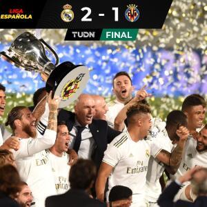 R34l y soñado… El Madrid es campeón de LaLiga