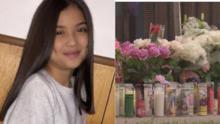 Realizan vigila en honor a Lena Núñez, la pequeña que murió por una bala pérdida en Logan Square