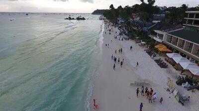 Sepa por qué cerrarán seis meses las paradisíacas playas filipinas de Boracay a los turistas