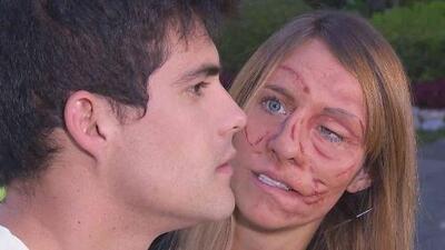 Una pareja de jóvenes enamorados son separados por un accidente