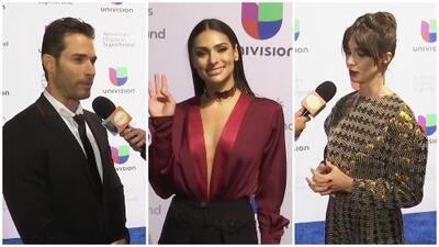 Entérate de las nuevas sorpresas que Sebastián Rulli, Renata Notni y Paz Vega tienen para Univision