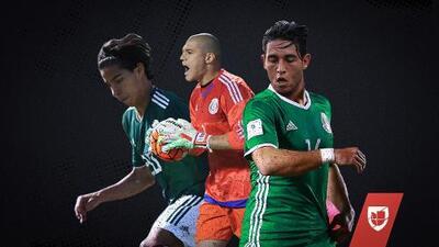 Para fecha FIFA será un Tri rejuvenecido y obligado por las circunstancias