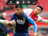 ¡Acarician el título! Edson Álvarez y Ajax derrotan al AZ Alkmaar
