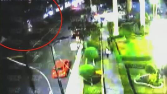 Nuevo video muestra el momento en que colapsa línea elevada del metro de Ciudad de México