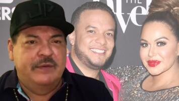"""""""No vas a durar"""", la advertencia que Julio Preciado hizo a Lorenzo Méndez sobre su matrimonio con Chiquis Rivera"""