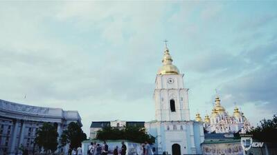 Kiev se alista para recibir la final de la Champions League: así es la capital ucraniana