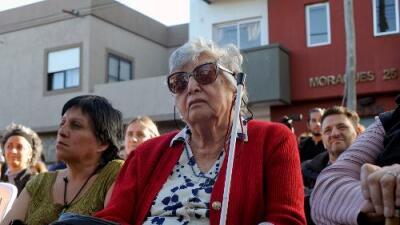 La abuela que durante 42 años quiso abrazar a la nieta que le robaron y no pudo