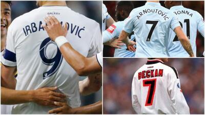 El error en la playera de Ibrahimovic y otros muy recordados en el fútbol