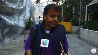 Agustín Arana defiende a Gabriel Soto de lo que se ha comentado en los medios