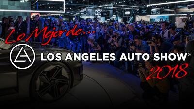 Lo mejor del Auto Show de Los Ángeles 2018