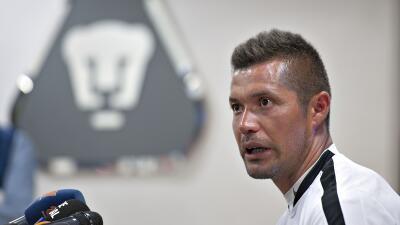 López: 'Estamos en Pumas con la ilusión de ser campeones'