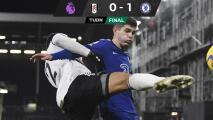 Chelsea y Pulisic logran solventar la frontera del Fulham
