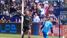 Chicharito sentenció el triunfo de LA Galaxy y llegó a 7 goles