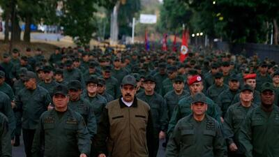 Maduro pone a un cercano a Diosdado Cabello a comandar el Ejército y deja al mismo ministro de Defensa