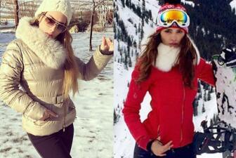 ¡Belinda y Eiza derritieron la nieve!