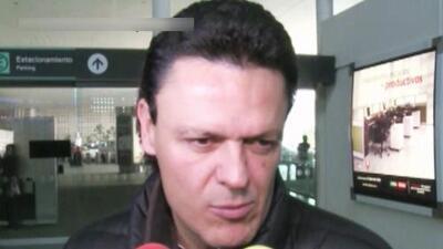 Pedro Fernández se prepara para la boda de su hija