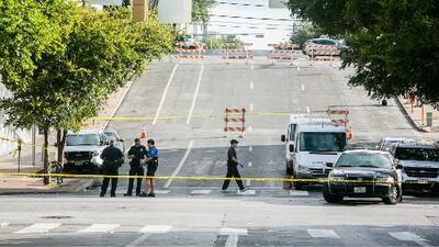 Un policía muerto y tres heridos en tres estados ponen a autoridades en alerta por todo Estados Unidos