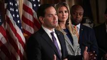 Ivanka Trump no planea competir por el escaño de Marco Rubio
