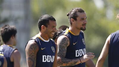Pablo Osvaldo deja al Oporto para volver a Boca Juniors