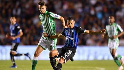 Lainz y Guardado triunfan en primer amistoso en México