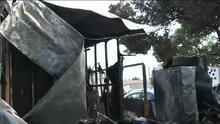 """""""Se acabó todo"""": Varias familias se quedan sin hogar tras la explosión de un transformador en Rosemead"""