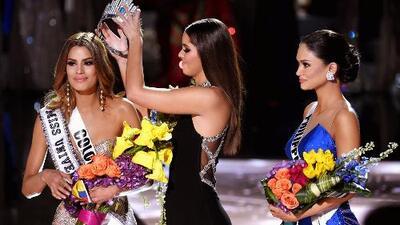 ¡Qué vergüenza! ¡Coronaron a la reina equivocada en Miss Universo!