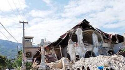 La crisis en Haití tras el terremoto, este domingo en Al Punto
