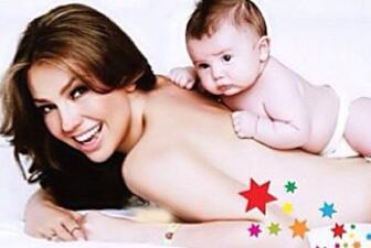 Mamás e hijos famosos y talentosos