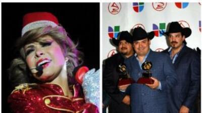 Intocable, Gloria Trevi, Santullo y muchos artistas latinos más se presentarán en SXSW