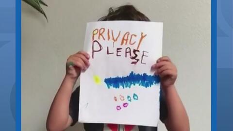 'Kids for privacy', la iniciativa que promueve la privacidad de niños en redes sociales
