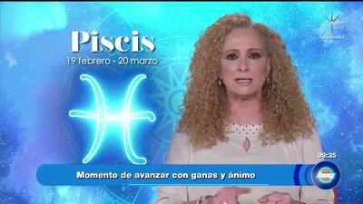Mizada Piscis 09 de abril de 2018