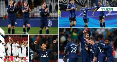 Tottenham despedazó 4-0 a Estrella Roja y más resultados de Champions