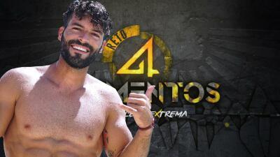 Adrián Di Monte es el ganador de la segunda temporada de Reto 4 Elementos, conoce más de su carrera