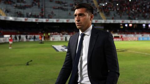 Alonso gambeteó la pregunta a la posible negativa de Rayados de prestar a González para el Mundial Sub-20