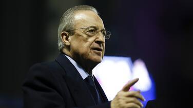 Florentino Pérez no tuvo rival y seguirá en el Real Madrid
