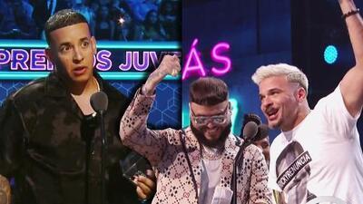 Las poderosas razones por las que Puerto Rico estuvo en los lemas de muchos cantantes en Premios Juventud