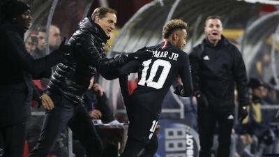 Técnico del PSG cuenta con Neymar para este fin de semana