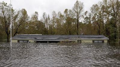 En un minuto: Florence amenaza ahora con desbordar más ríos y aumentar inundaciones