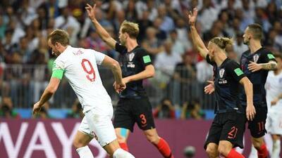 La inocencia de Inglaterra vs. el carácter de Croacia