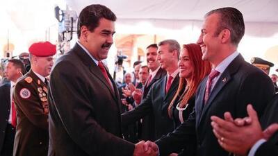 Maduro nombra a un chavista de línea dura como nuevo vicepresidente y reestructura su gabinete