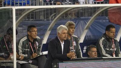 Llegaron las críticas para el 'Tuca': la derrota del Tri ante el Team USA dejó un sabor amargo