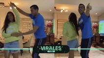 """""""La vida es un carnaval"""": Funes Mori responde a críticas bailando"""