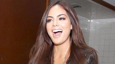 Ximena Navarrete quiere ser una mejor actriz