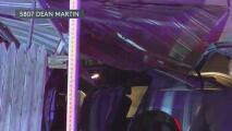 Conductora impacta casa en el centro médico de San Antonio y se da a la fuga