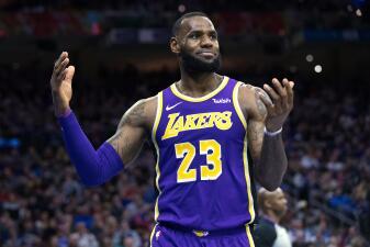 Rey de los números: récords históricos de LeBron James como figura de la NBA